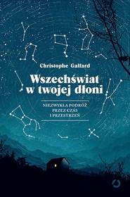 okładka Wszechświat w twojej dłoni, Książka | Galfard Christophe