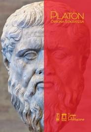 okładka Obrona Sokratesa. Książka | papier | Platon