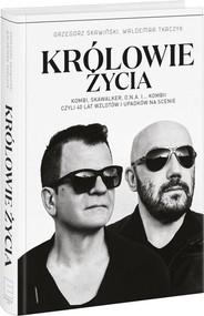 okładka Królowie życia, Książka | Grzegorz Skawiński, Waldemar Tkaczyk