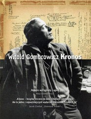 okładka Kronos. Książka | papier | Gombrowicz Witold