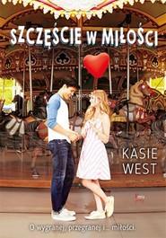 okładka Szczęście w miłości, Książka | West Kasie