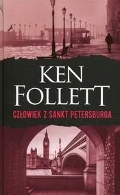 okładka Człowiek z Sankt Petersburga. Książka | papier | Follett Ken