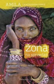 okładka Żona na sprzedaż. Książka | papier | Amila, Katharina Finke