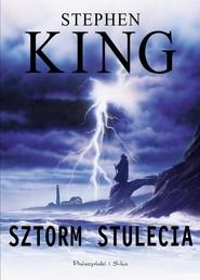 okładka Sztorm stulecia, Książka | King Stephen