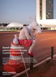 okładka Patriota Wszechświata O Pawle Althamerze, Książka | Sienkiewicz Karol
