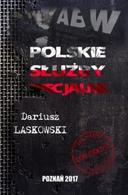 okładka Polskie służby specjalne, Książka | Laskowski Dariusz