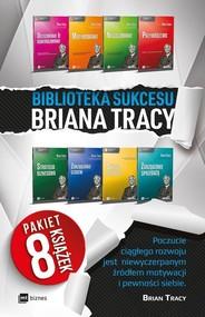 okładka Biblioteka Sukcesu Briana Tracy Pakiet, Książka   Tracy Brian