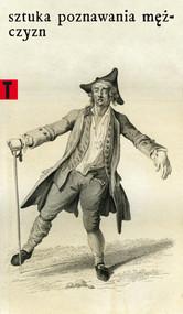 okładka Sztuka poznawania mężczyzn podług rysów twarzy czyli Lavater kieszonkowy. Książka | papier | Caspar Lavater Johann