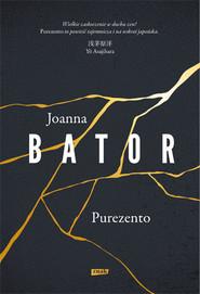 okładka Purezento, Książka   Bator Joanna