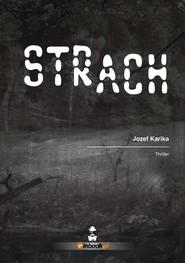 okładka Strach. Książka | papier | Karika Jozef