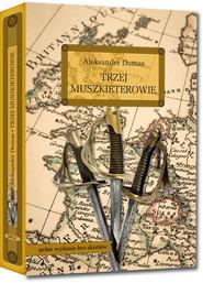 okładka Trzej muszkieterowie, Książka | Dumas Aleksander