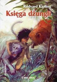 okładka Księga dżungli, Książka | Kipling Rudyard