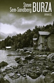 okładka Burza, Książka   Sem-Sandberg Steve