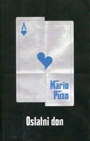 okładka Ostatni Don. Książka | papier | Puzo Mario
