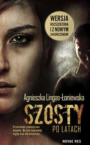 okładka Szósty Po latach, Książka | Lingas-Łoniewska Agnieszka