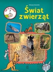 okładka Jak to działa Świat zwierząt, Książka   Zarawska Patrycja