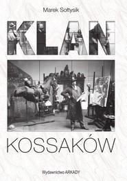 okładka Klan Kossaków, Książka | Sołtysik Marek