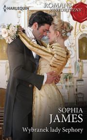 okładka Wybranek lady Sephory. Książka | papier | James Sophia