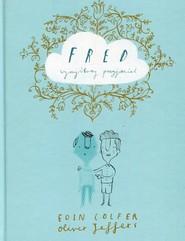 okładka Fred wymyślony przyjaciel, Książka   Colfer Eoin