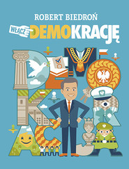 okładka Włącz DEMOkrację, Książka   Biedroń Robert