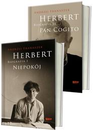 okładka Herbert. Biografia, Książka | Franaszek Andrzej