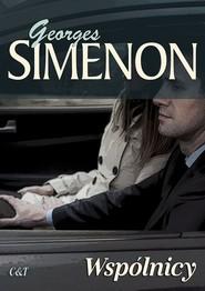 okładka Wspólnicy, Książka | Simenon Georges