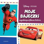 okładka Moje bajeczki Najpiękniejsze filmowe historie, Książka  