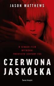 okładka Czerwona jaskółka, Książka   Jason Matthiew
