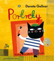 okładka Portrety, Książka | Gellner Dorota