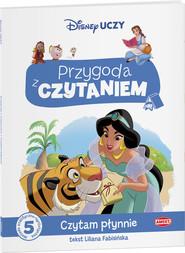 okładka Księżniczka Przygoda z Czytaniem PCA-4, Książka | Fabisińska Lilianna