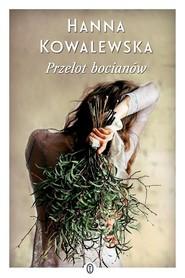 okładka Przelot bocianów, Książka | Kowalewska Hanna