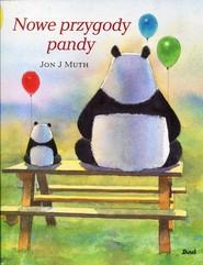 okładka Nowe przygody pandy, Książka |