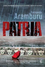okładka Patria, Książka   Aramburu Fernando