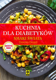 okładka Kuchnia dla diabetyków Smaki świata, Książka | Drozd Dorota
