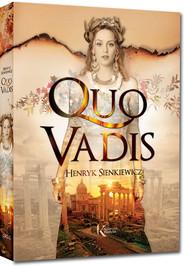 okładka Quo vadis, Książka | Sienkiewicz Henryk