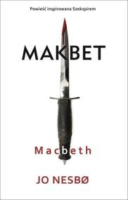 okładka Macbeth Makbet. Książka | papier | Nesbo Jo