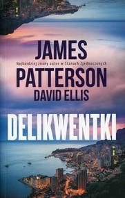 okładka Delikwentki, Książka | Patterson James