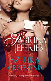 okładka Sztuka grzeszenia, Książka | Jeffries Sabrina