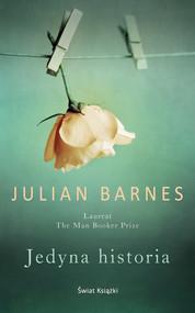 okładka Jedyna historia. Książka | papier | Barnes Julian