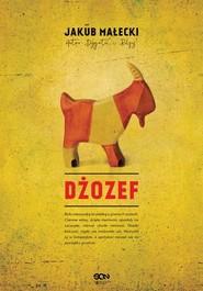 okładka Dżozef, Książka | Małecki Jakub