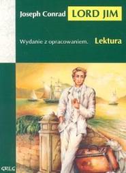 okładka Lord Jim Wydanie z opracowaniem. Książka | papier | Conrad Joseph