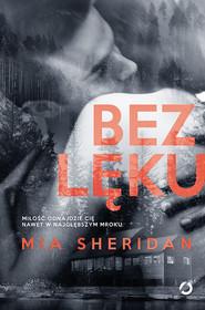 okładka Bez lęku, Książka | Sheridan Mia