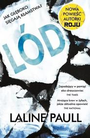 okładka Lód, Książka   Paull Laline