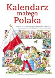 okładka Kalendarz małego Polaka, Książka   Michałowska Tamara