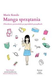okładka Manga sprzątania, Książka | Kondo Marie