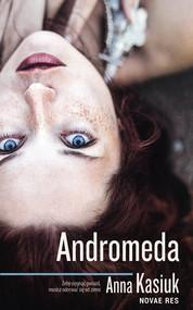 okładka Andromeda, Książka | Kasiuk Anna