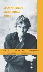 okładka Scenariusze Tom 2, Książka | Majewski Lech