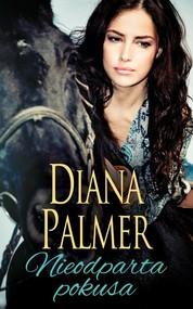 okładka Nieodparta pokusa. Książka | papier | Palmer Diana