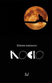 okładka Kocio, Książka   Isakiewicz Elżbieta