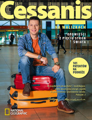 okładka Cessanis na walizkach Opowieści z pięciu stron świata, Książka | Cessanis Michał